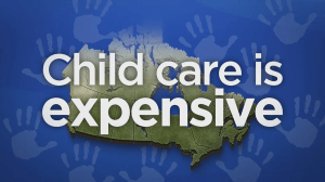How much does child care cost? It's more than post-secondary studies