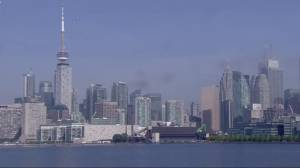 Special weather statement issued as heat wave set to bake Toronto, GTA (01:20)
