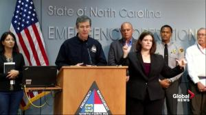 Hurricane Florence: NC governor issues dire warning for state resident