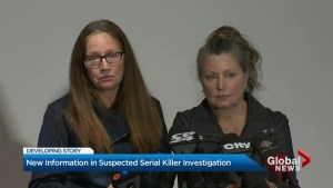 Sisters of Andrew Kinsman react to arrest of alleged killer
