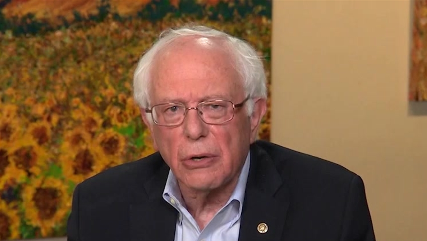 Bernie Sanders We have got to make sure that Russia does not interfere