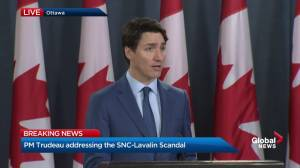 Justin Trudeau: Comment about Papineau not of a 'partisan nature'