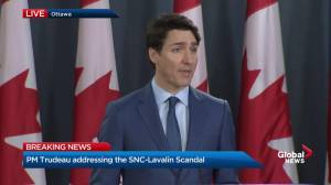 Trudeau says 'erosion of trust' existed between PMO, Wilson-Raybould