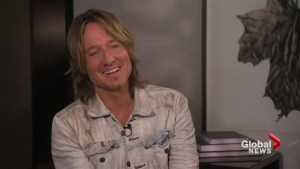 Keith Urban on his new album, Graffiti U