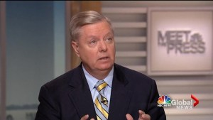 Lindsey Graham, Chuck Schumer appear on 'Meet the Press' to talk Niger, healthcare reform