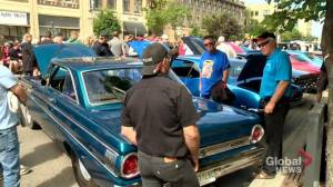 Saskatoon Show and Shine offers trip down memory lane for vintage vehicle lovers