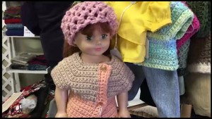 Talents on display at Buckhorn Harvest Craft Show 2018