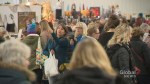 A Christmas miracle for Millarville market