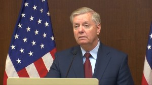Lindsey Graham warns rapid U.S. withdrawal in Syria could create 'Iraq on steroids'