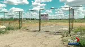 Appeal board hears debate over old Domtar wood treatment plant