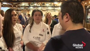 Canada's biggest culinary competition begins in Kelowna