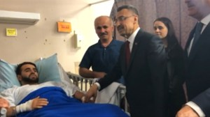 New Zealand shooting: Turkish foreign minister visits survivors of attack, visits mosque site