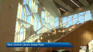 Calgary's new central library now open to the public