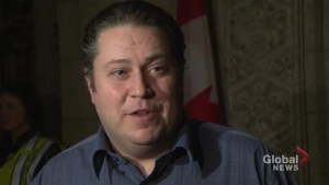 President of Canada Post workers' union says all options on table over back-to-work legislation