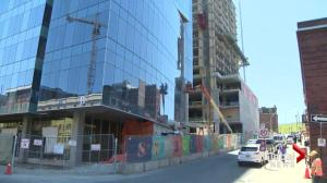 Halifax businesses take legal action over Nova Centre construction
