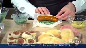 Feasting ideas for football fans