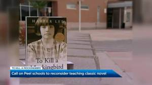 Should Peel Region reconsider teaching To Kill A Mockingbird?