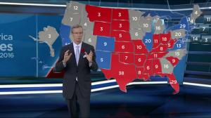 Trump's wins in battleground states making for tighter race than expected