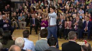 Trudeau says Canadians have confidence in immigration system
