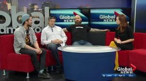 Edmonton trio hopes to open new live music venue (04:42)