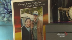 Family issues emotional plea to drivers after deadly crash on southern Alberta highway