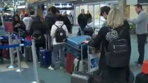 YVR braces for busy travel day
