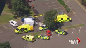 Shooting in England leaves 3 dead, including gunman