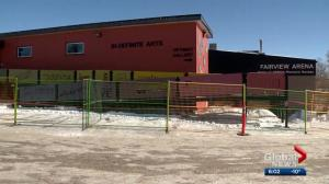 City of Calgary reassures citizens arenas are safe after roof collapse