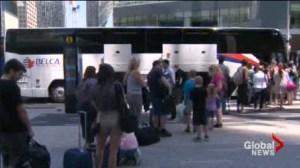 Train derailment near Brockville affects 3600 passengers