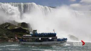 Turning off the taps to Niagara Falls?