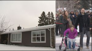 A gift of accessibility: Regina family recipient of Build Love remodel