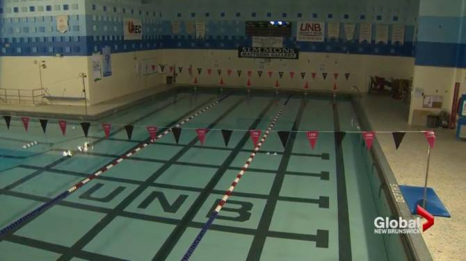 Unb Fredericton S Sir Max Aitken Pool Lady Beaverbrook Gym To Close In 2018 New Brunswick