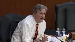 'Your user agreement sucks': Sen. John Kennedy