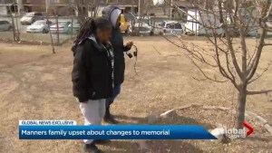 Jordan Manners' mother upset by TDSB 'oversight' in removal of memorial tree, plaque