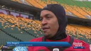 Calgary Stampeders and Ottawa Redblacks offer final thoughts on eve of 2018 Grey Cup