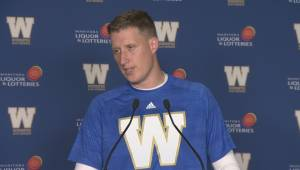 RAW: Blue Bombers Drew Willy – July 20