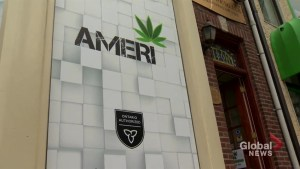 Toronto's newest pot shop opens in Yorkville