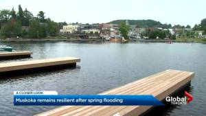 Muskoka Region recovering after spring flooding