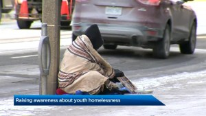 Raising awareness about youth homelessness in Toronto
