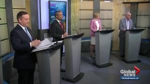 Political analyst weighs in on Alberta leaders debate