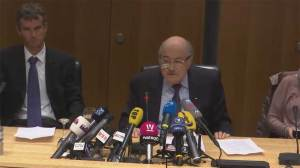Blatter explains 'gentleman's agreement' with Platini