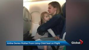 Air Canada apologizes for 'regrettable' ordeal faced by Fort McMurray mother