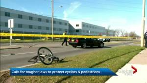 Advocates call on Queen's Park to increase penalties for drivers who hit vulnerable road users