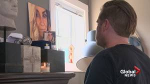Support group for men started in wake of Calgary mother's death