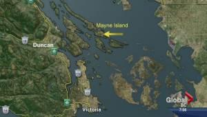 Small Town BC: Mayne Island (01:45)