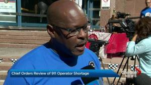 Toronto Police Chief Mark Saunders calls for 911 review
