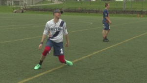 Ultimate frisbee team hopes to boost profile in Montreal