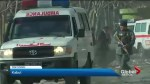 Taliban ambulance bomb kills nearly 100 in Kabul