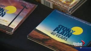 Stony Plain Records celebrates 40 years (03:35)