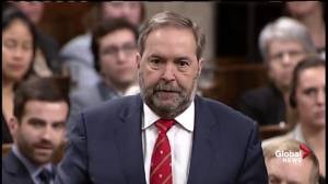 NDP hammers Trudeau gov't on heels of Bombardier job cuts